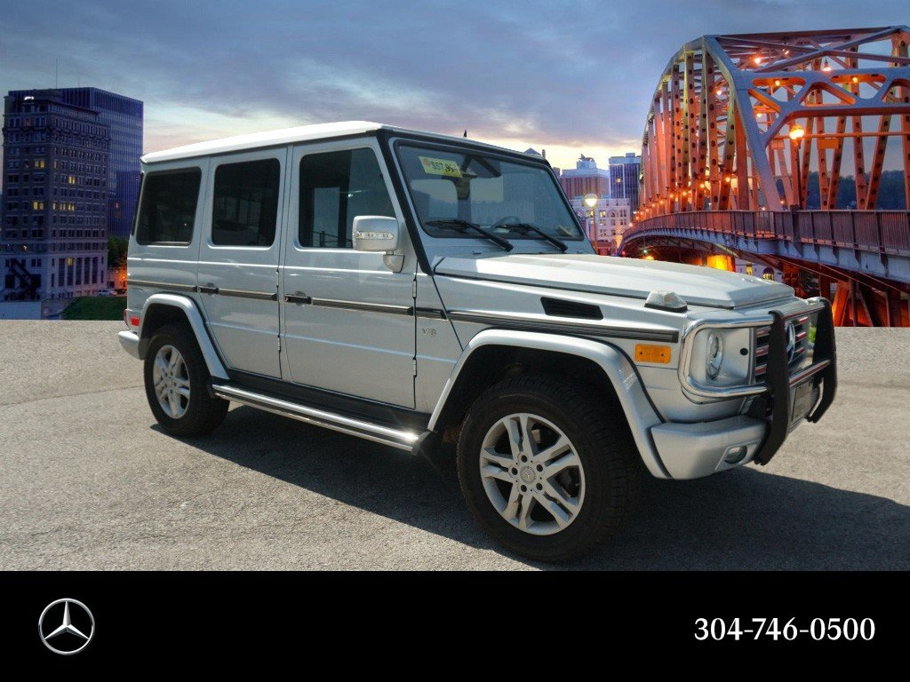 Pre-Owned 2012 Mercedes-Benz G-Class G 550