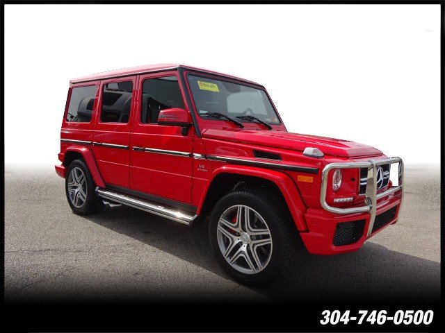 High Quality Certified Pre Owned 2018 Mercedes Benz G Class AMG® G 63 SUV