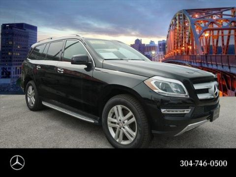 Certified Pre-Owned 2015 Mercedes-Benz GL GL 350