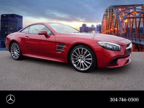Certified Pre-Owned 2019 Mercedes-Benz SL SL 550